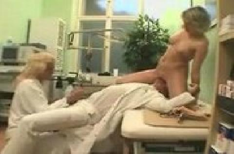 German sexklinik – deutsche pornos